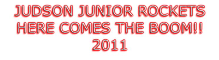 JUDSON JUNIOR ROCKETS